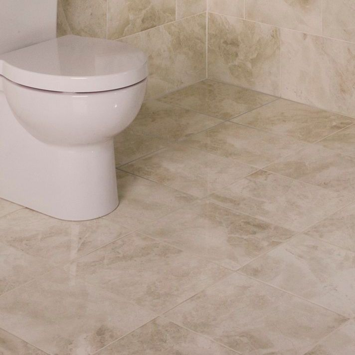 Illusion Cappuccino Marble Effect Ceramic Wall Amp Floor