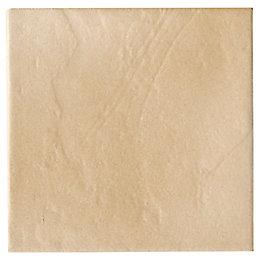 Stoneworks Sabbia Ceramic Wall Tile, (L)152mm (W)152mm
