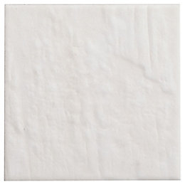 Hotrock Cararra Wall Tile, Pack of 25, (L)100mm