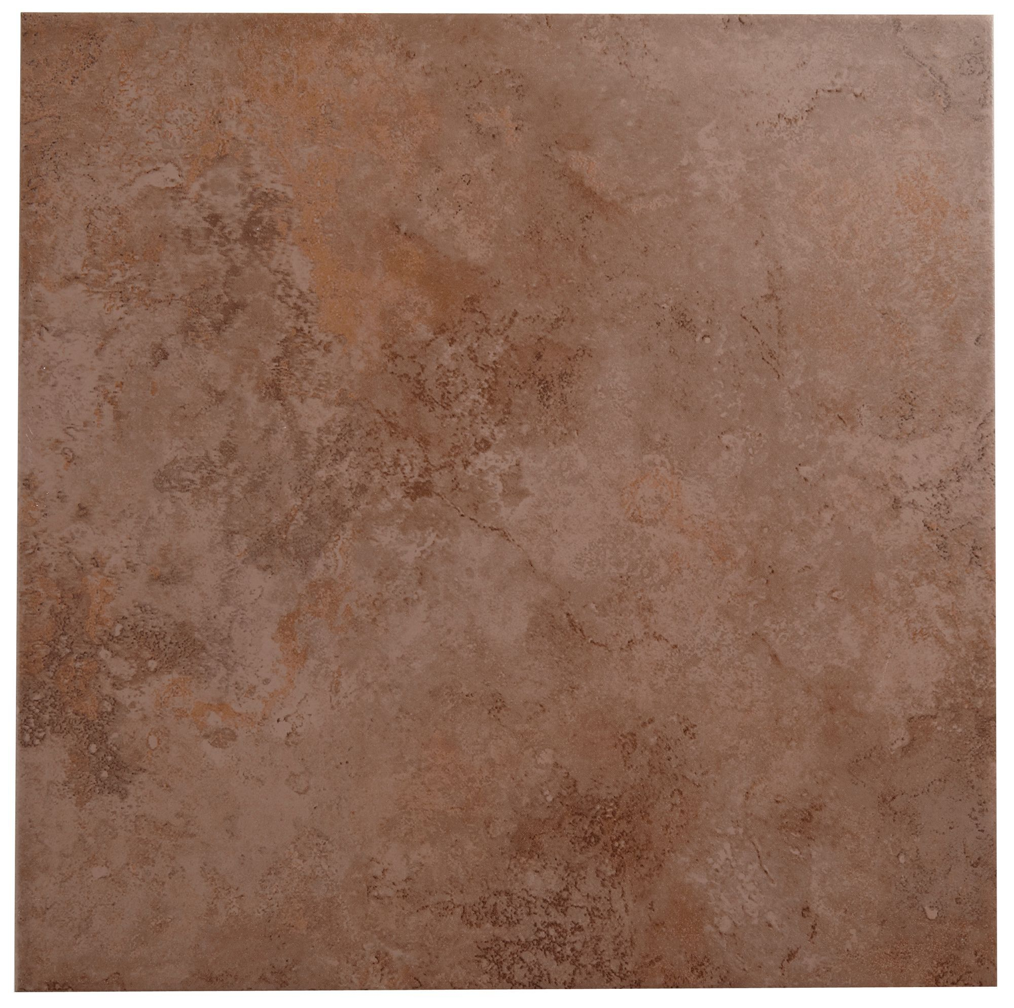 Castle travertine chocolate stone effect ceramic wall floor tile castle travertine chocolate stone effect ceramic wall floor tile pack of 5 l450mm w450mm departments diy at bq doublecrazyfo Choice Image