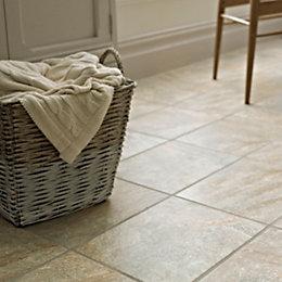 Illusion Grey Stone Effect Ceramic Wall & Floor