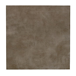 Lombardy Smoke Ceramic Floor Tile, Pack of 9,