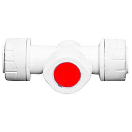 Polyplumb Push Fit Valve (Dia)15mm