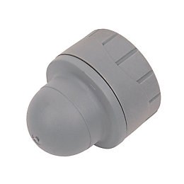Polyplumb Push Fit Socket End (Dia)15mm, Pack of