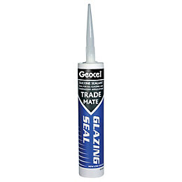 Geocel Trade Mate Glazing & Frame Clear Sealant