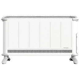 Dimplex Electric 3000W White Convector Heater with Timer