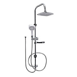 Aqualona Aquacapri 5 Spray Mode Chrome Effect Shower
