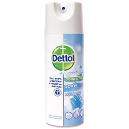 Dettol Disinfectant Spray Can, 400 ml