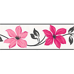Lily Multicolour Floral Border
