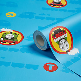 Fun4Walls Thomas The Tank Engine Wallpaper