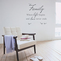 Fine Décor Family, Where Life Begins & Love