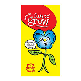 Suttons Fun to Grow Polly Pansy Seeds