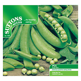 Suttons Pea Seeds, Sugar Bon Mix
