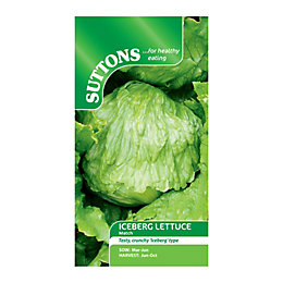 Suttons Lettuce Seeds, Match Mix