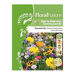 Suttons Floral Fusions Floral Fusions Seeds, Rigoletto Mix