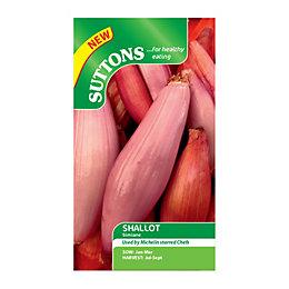 Suttons Banana Shallot Seeds, Simiane Mix