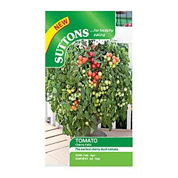 Suttons Tomato Seeds, Cherry Falls Mix