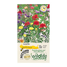 Suttons Wildlife Sanctuary Seeds, Annual Mix
