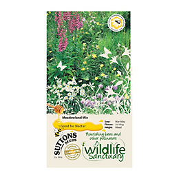 Suttons Wildlife Sanctuary Seeds, Meadowland Mix