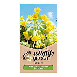 Suttons Cowslip Seeds, Wildflower