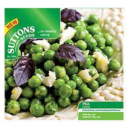 Suttons Pea Seeds, Lincoln