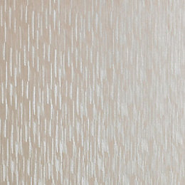Graham & Brown Superfresco Colours Cream Shimmer Wallpaper
