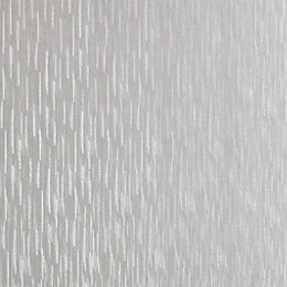 Graham & Brown Superfresco Colours Silver Mist Wallpaper