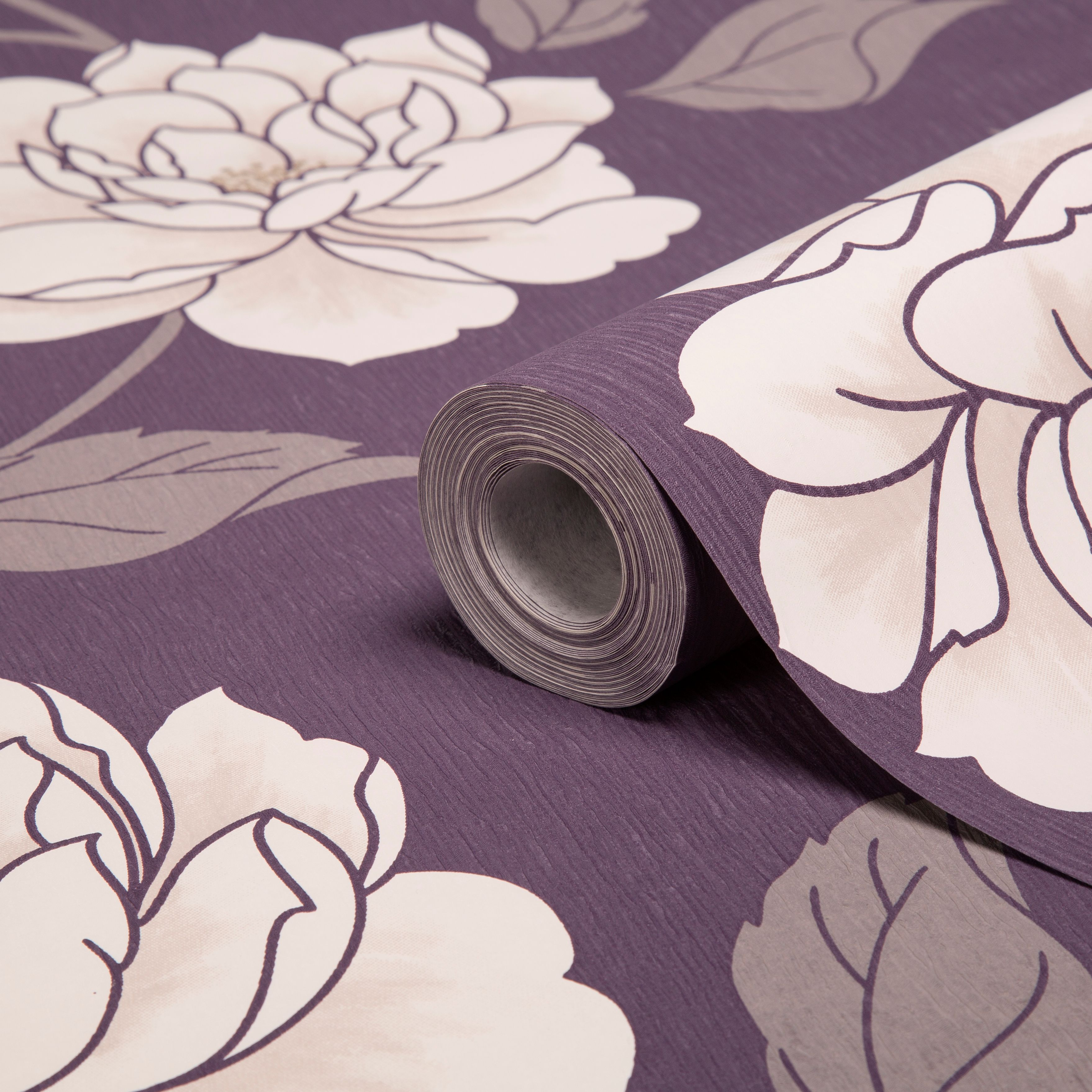 Lilac Bedroom Wallpaper Purple Bedroom Wallpaper Diy