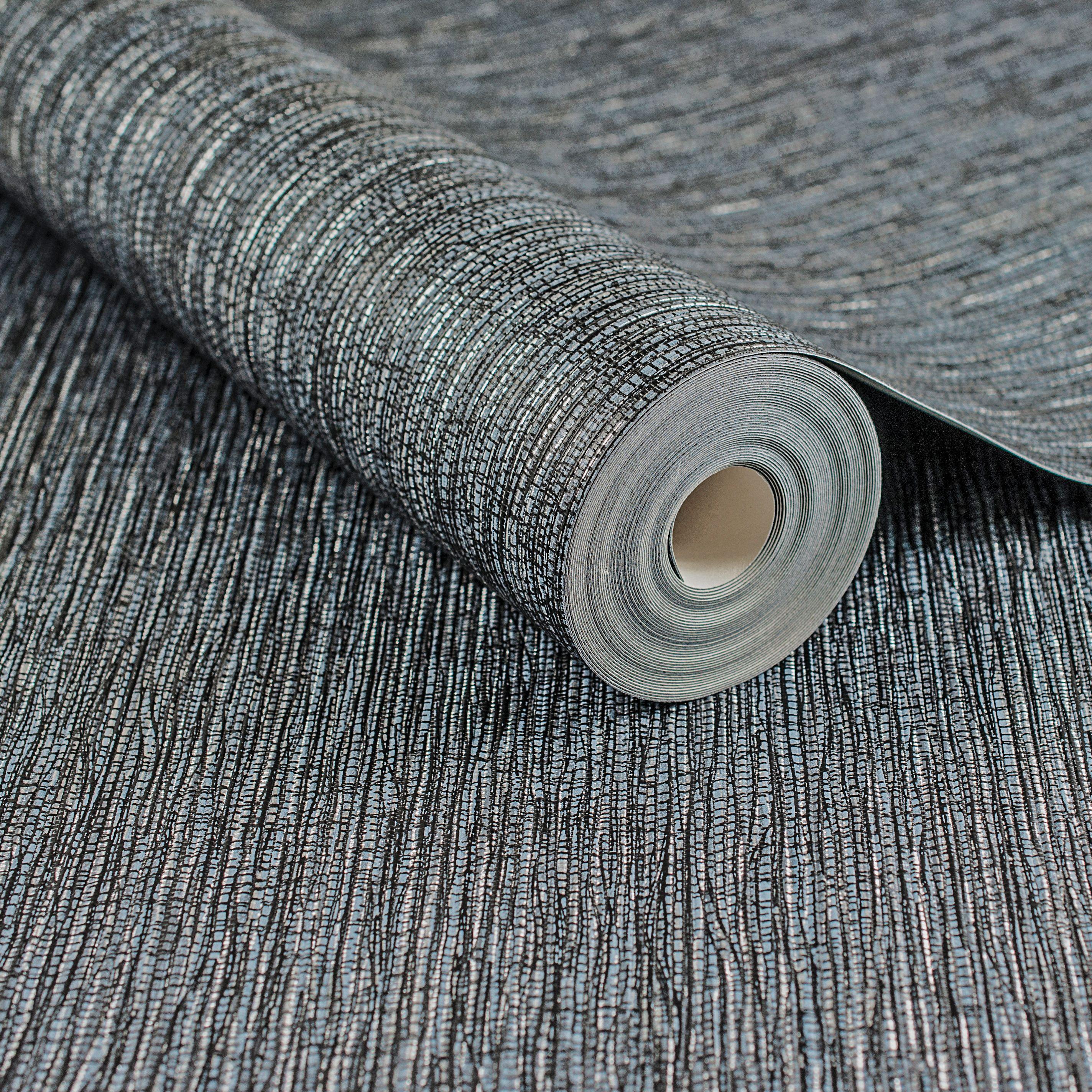 graham u0026 brown boutique midnight grass cloth wallpaper departments diy at bu0026q