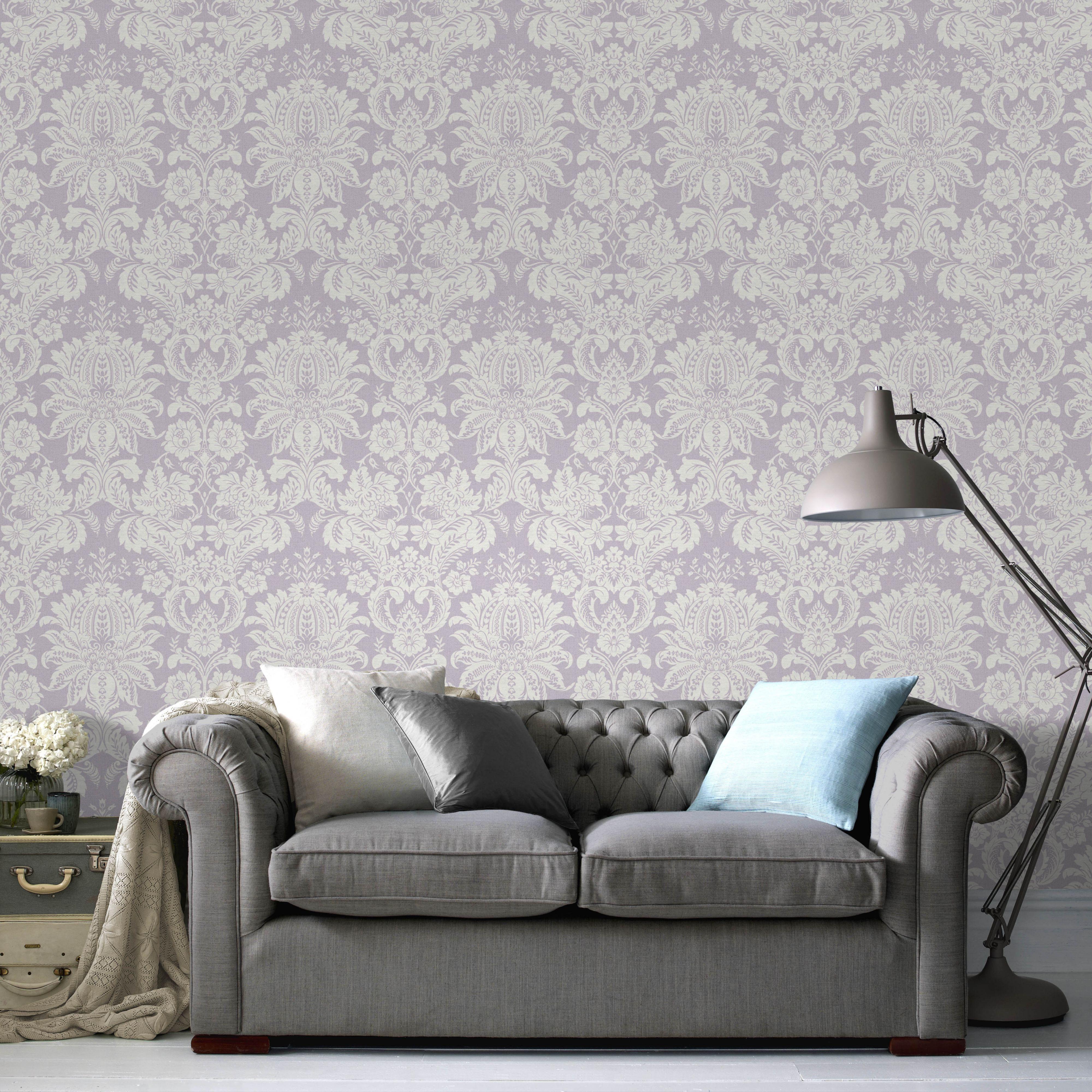 Superfresco Easy Lilac Venetian Wallpaper