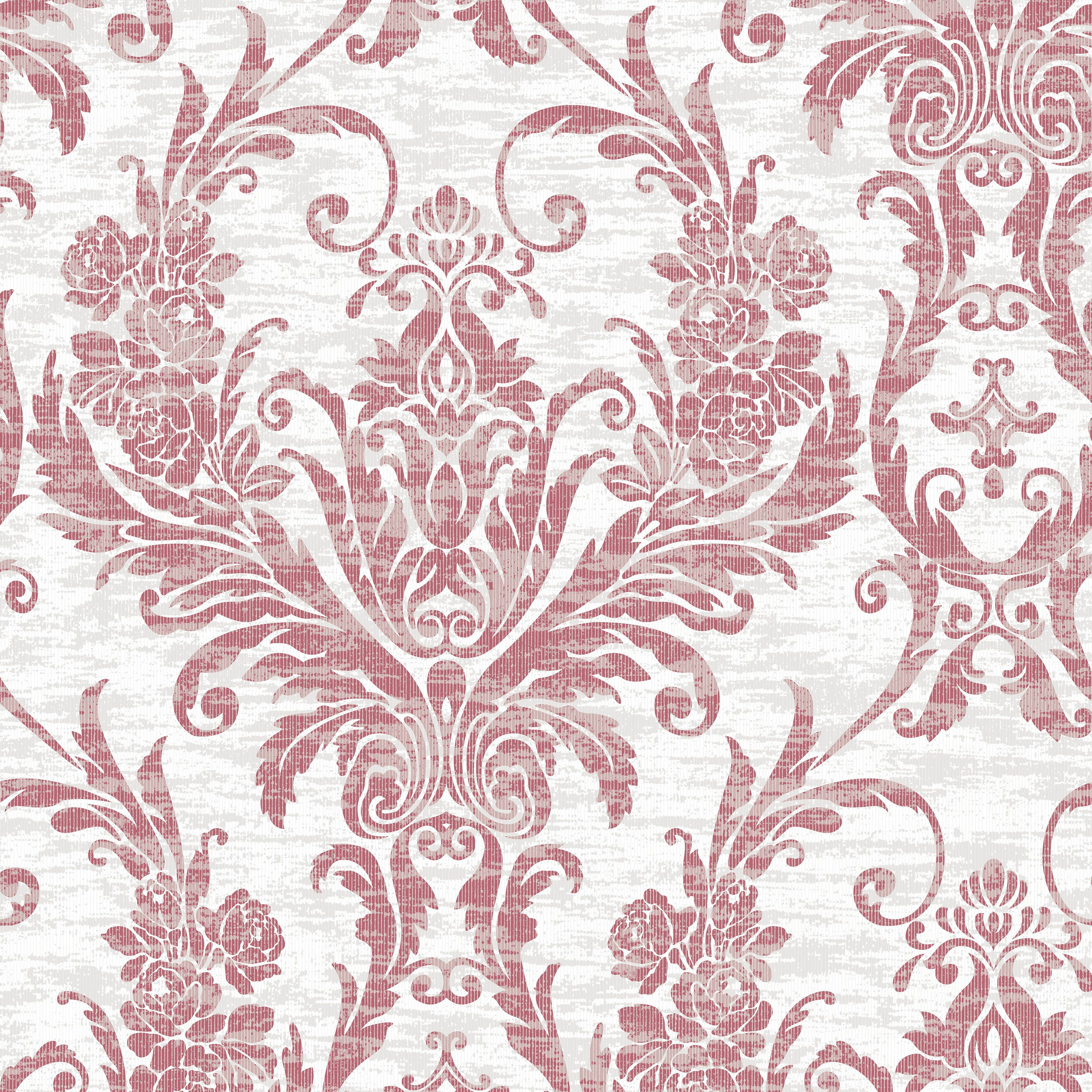 brown on brown damask wallpaper - photo #32