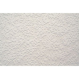 Graham & Brown Superfresco White Stipple Paintable Wallpaper