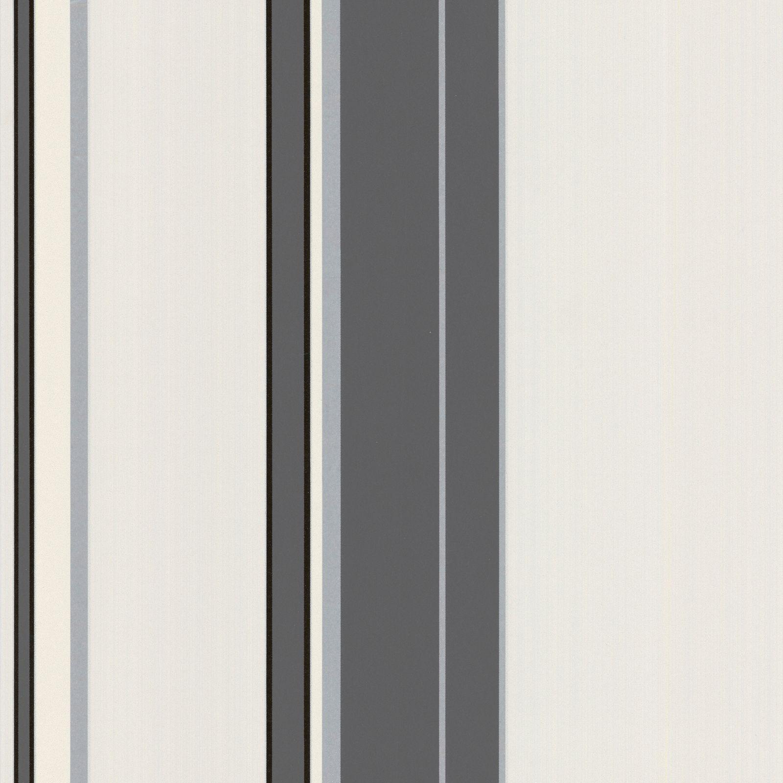 Graham & Brown Superfresco Grey Stripe Wallpaper | Departments | DIY at B&Q.