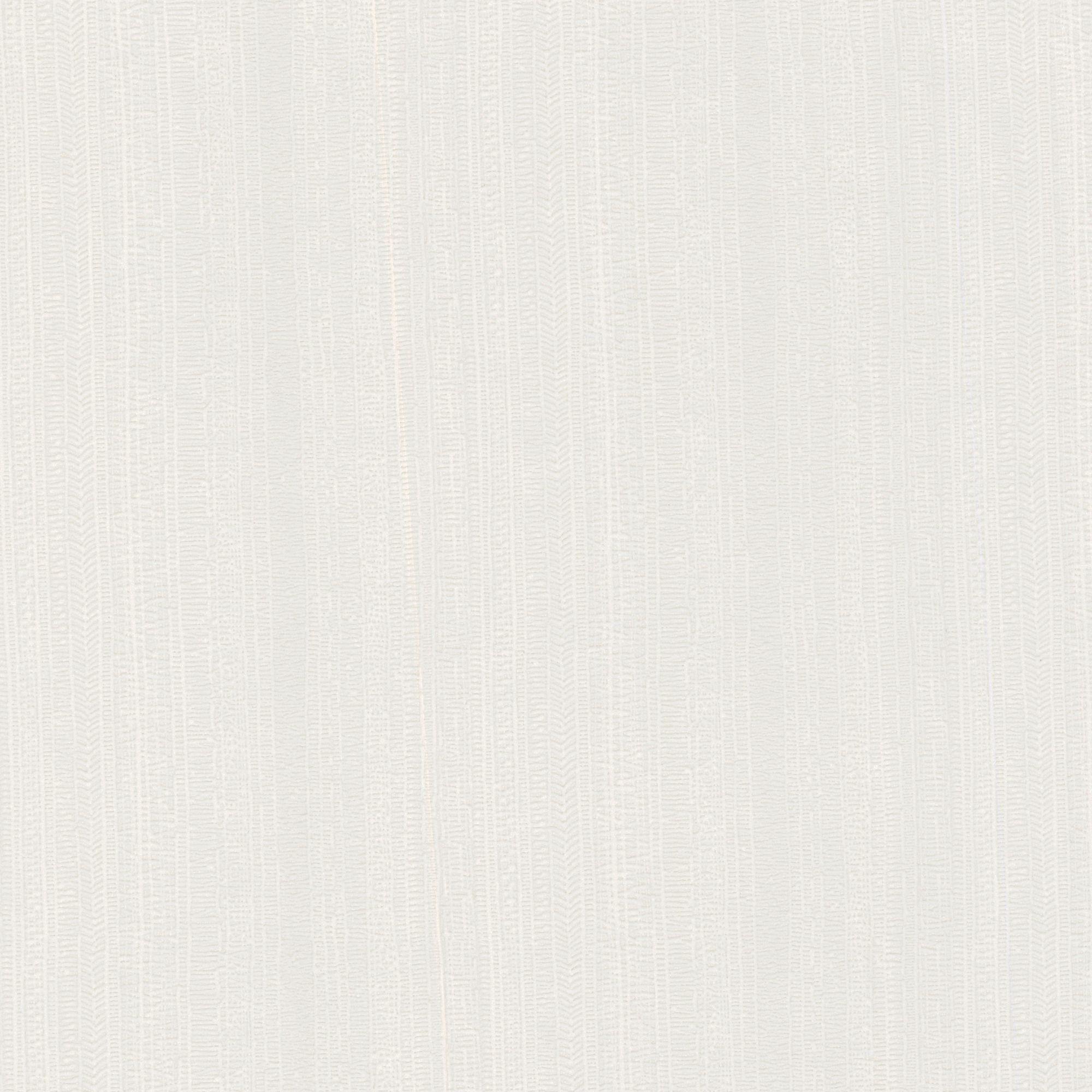Graham & Brown Superfresco White Patterned Stripe Paintable Wallpaper