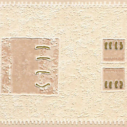 Graham & Brown Morocco Beige Border