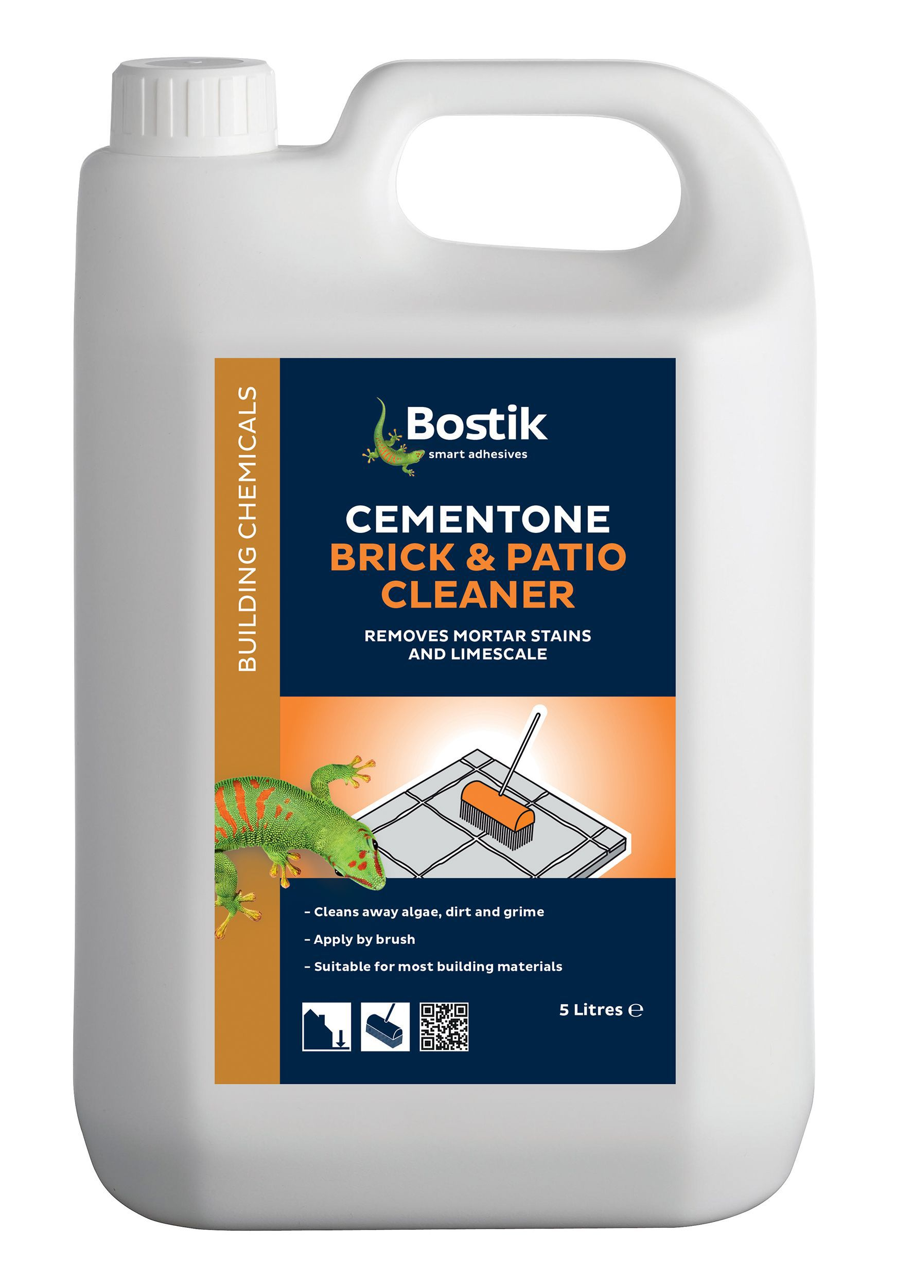 Bostik Cementone Brick U0026 Patio Cleaner 5000ml | Departments | DIY At Bu0026Q