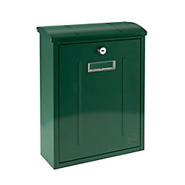 Yale Maryland Green Post Box (H)330mm (W)255mm