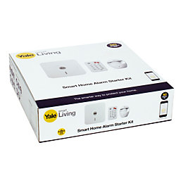 Yale Wireless Smart Home Alarm Starter Kit