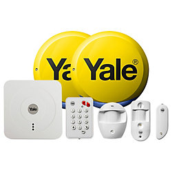Yale Wireless Smart Home & View Alarm Kit