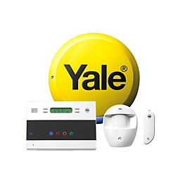 Yale Wireless Easy Fit Telecommunicating Starter Alarm