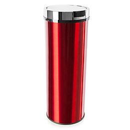 Morphy Richards Metallic Red Stainless Steel Round Sensor