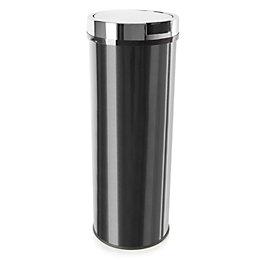 Morphy Richards Metallic Black Stainless Steel Round Sensor