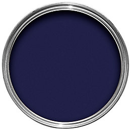 Hammerite Oxford Blue High Sheen Garage Door Paint