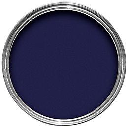 Hammerite Oxford Blue High Sheen Garage Door Paint