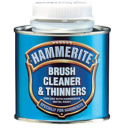 Hammerite Brush Cleaner & Thinners 0.25L