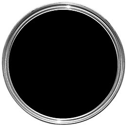 Hammerite Black Gloss Metal Paint 250 ml