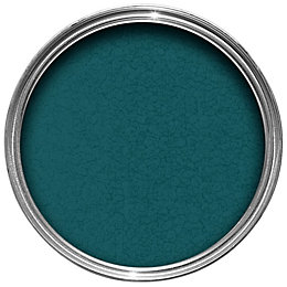 Hammerite Dark Green Hammered Effect Metal Paint 250ml