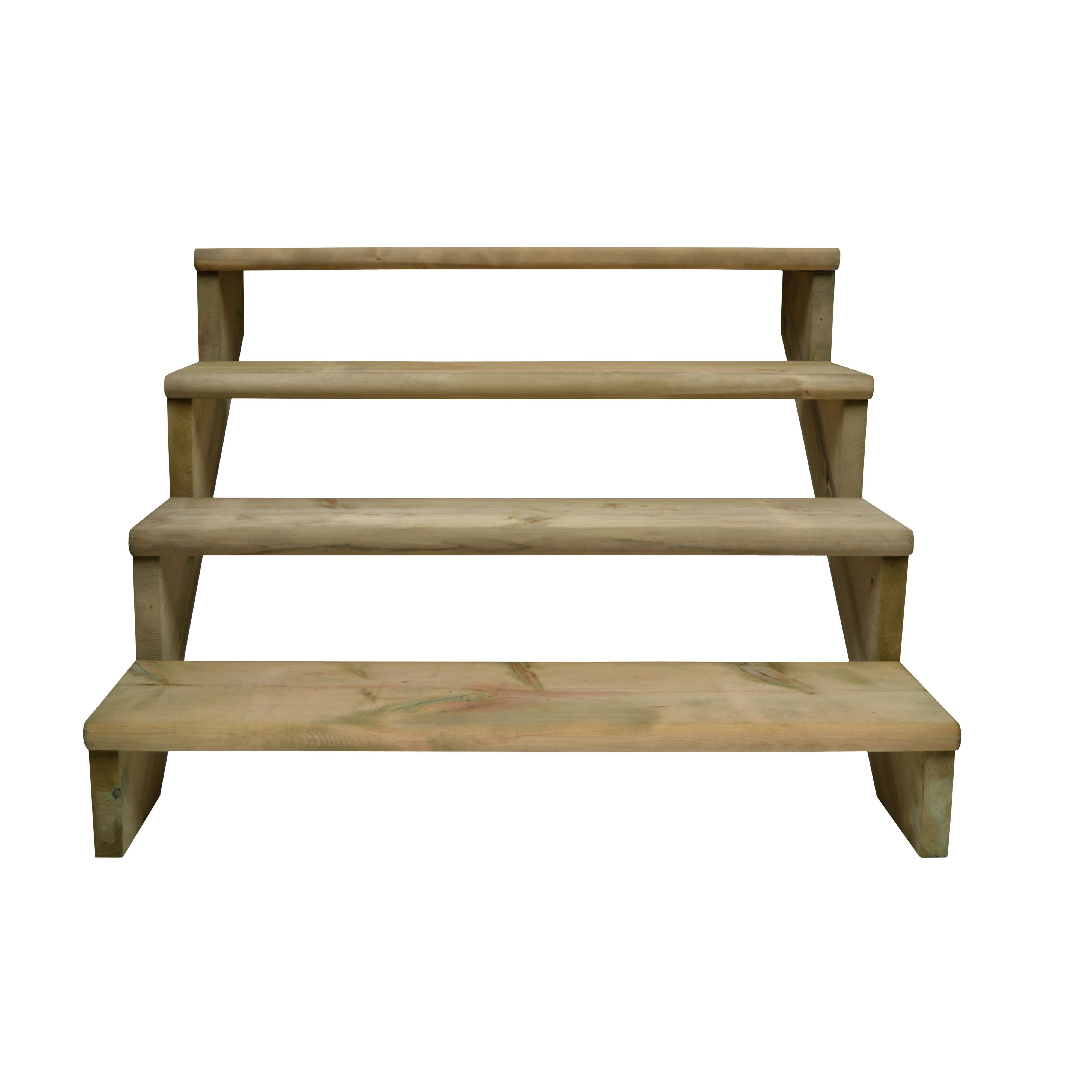 Step Deck Stair Kit | Departments | DIY at B&Q