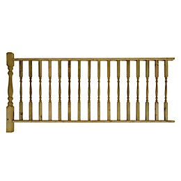Colonial Balustrade Running Kit, (L)2400mm Kit