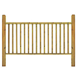 Modern Balustrade Starter Kit, (L)2400mm Kit
